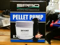 Pellet pump